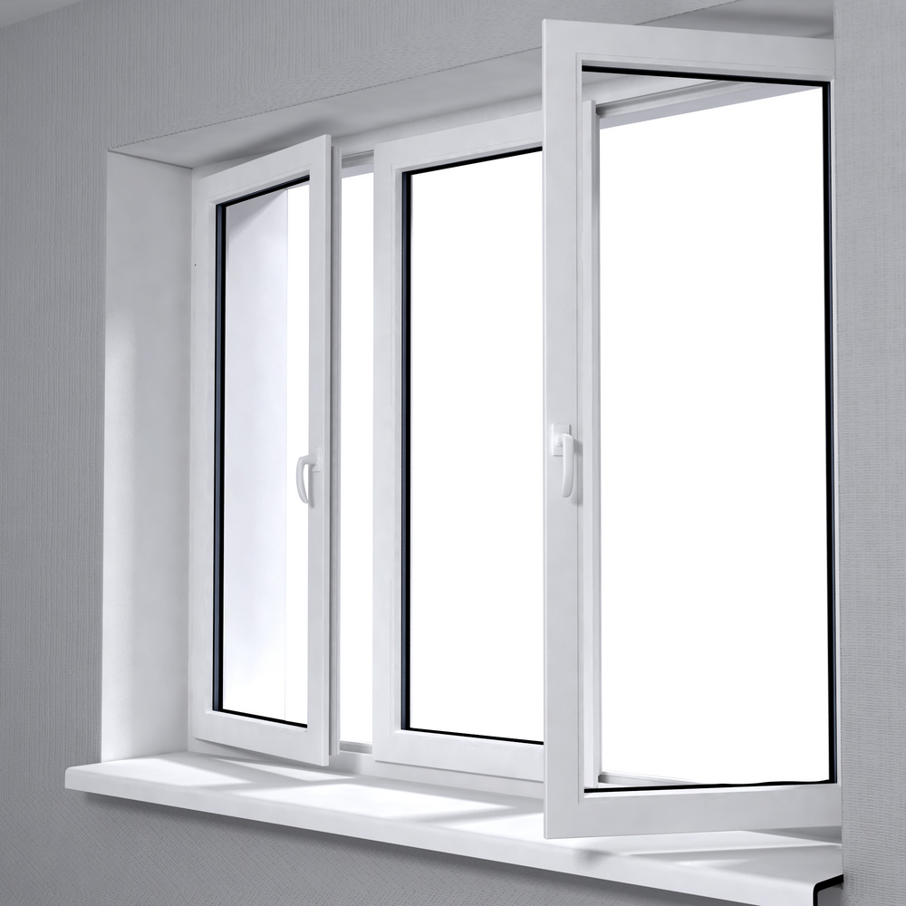 double glazing upvc profile