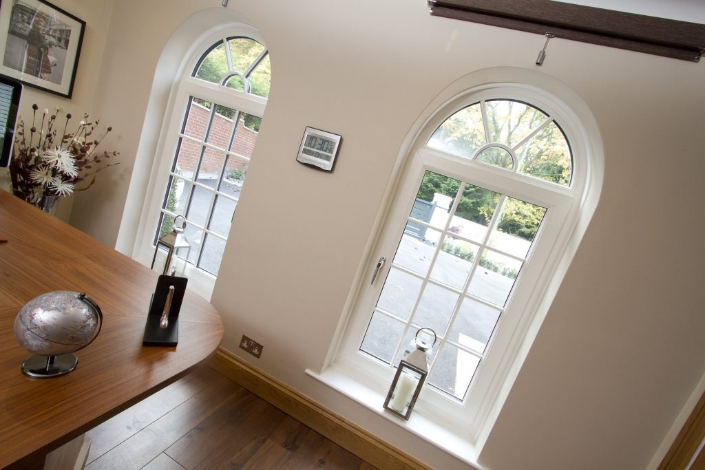 professional double glazing means less disruption